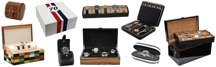 Cofanetti porta orologi, astucci per orologi, vetrine per orologi, supporti per orologi, orologiaio Beco Bergeon Official Geneva Origintimes S1