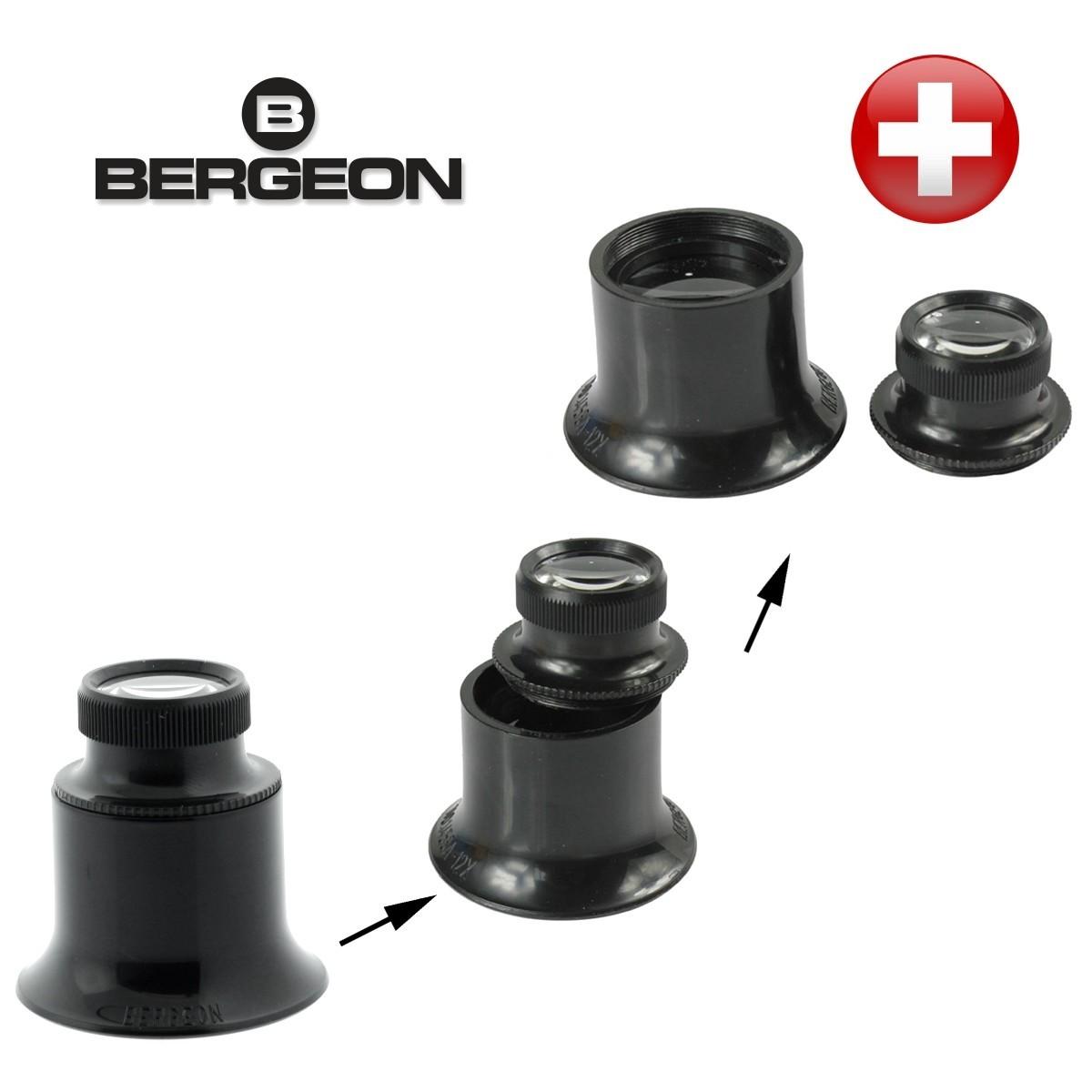 Lente di controllo 15x Bergeon 1458A