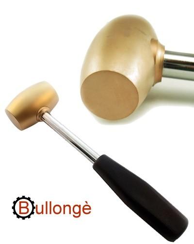 Martello BULLONGÈ DAP1 con testa in ottone da 450 g