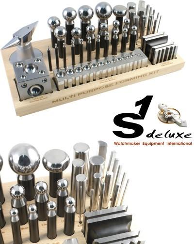 Kit orafo imbottitoi bottoniere S1 Deluxe FormeXX43