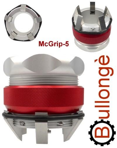 BULLONGÈ McGrip-5 apricasse per casse con 15 facce