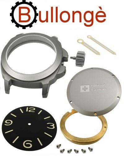 Kit orologio BULLONGÈ No. 5 MILITARY per ETA 2824